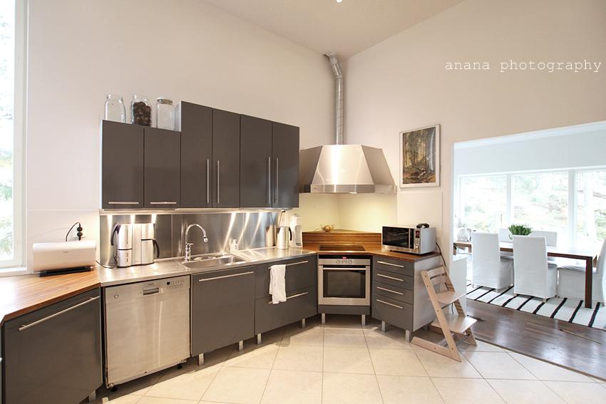 anana Uusi vanha uudempi keittiö