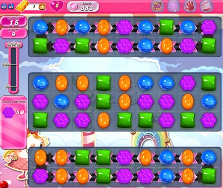 Candy Crush Saga 883