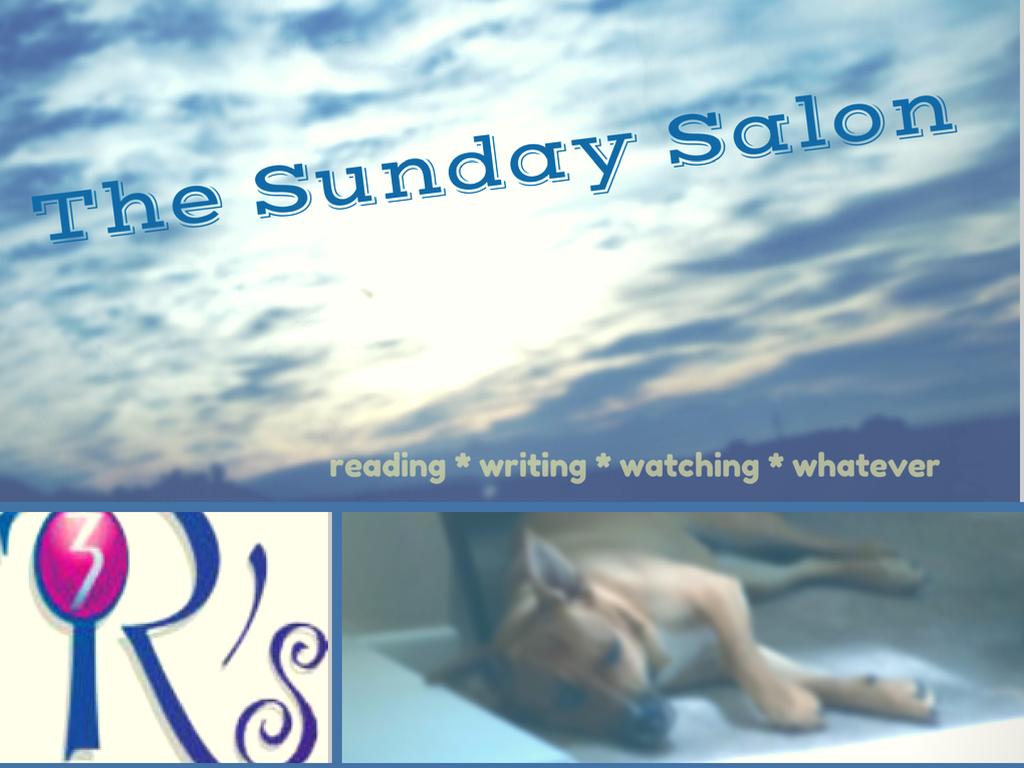 The Sunday Salon on The 3 Rs Blog