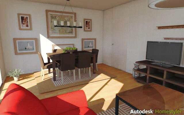 Redecora tu casa con autodesk homestyler az car y sal for Disenar casa online con autodesk homestyler