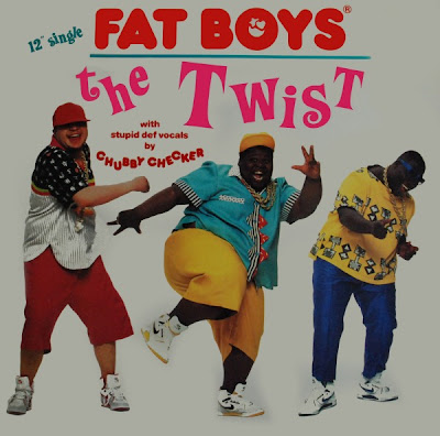 Fat Boys ‎– The Twist (VLS) (1988) (256 kbps)