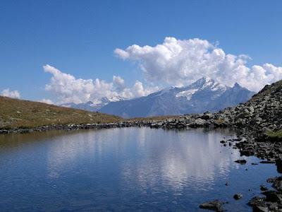 Foto Lago Montaña