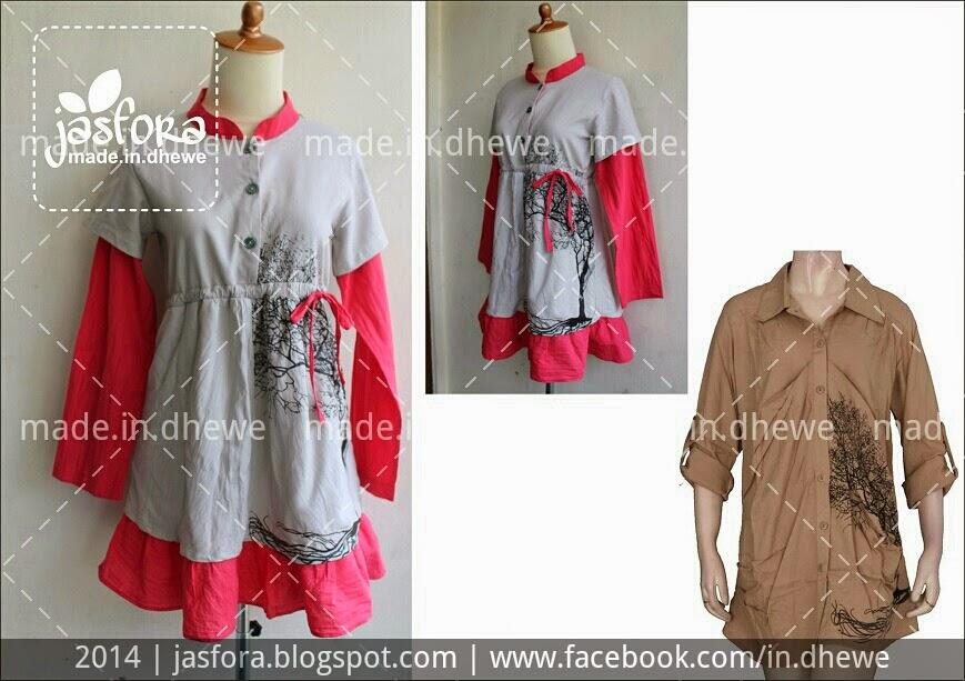 permak baju dress blouse menjadi lebih enak dipakai dan menarik
