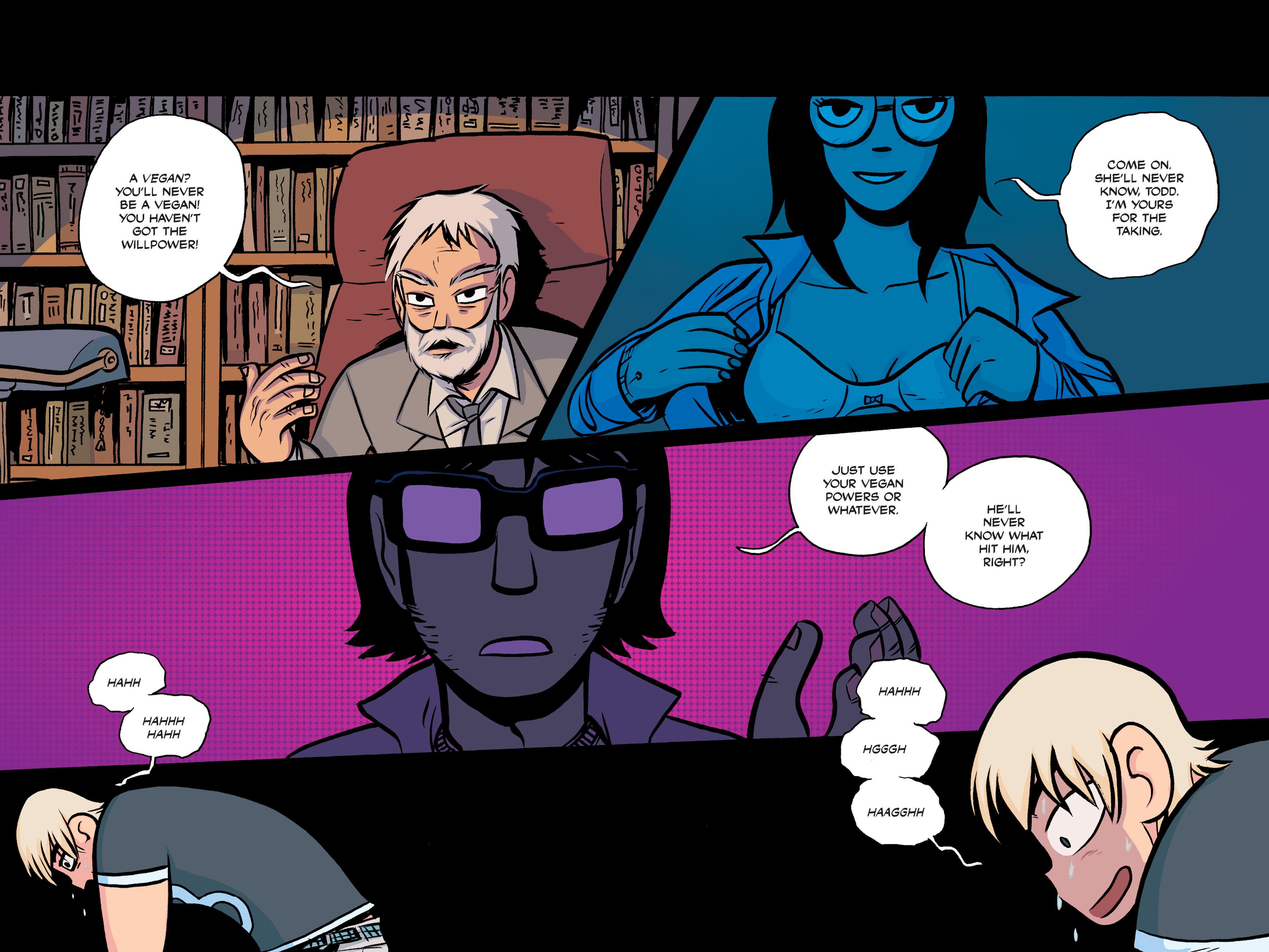 Read online Scott Pilgrim comic -  Issue #3 - 69