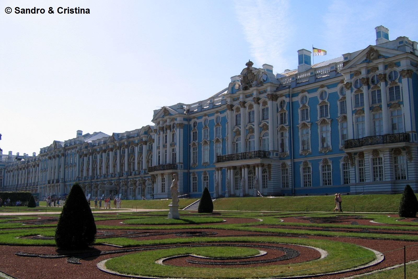 Sandro cristina russia san pietroburgo tsarskoje - San pietroburgo russia luoghi di interesse ...