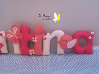 nombre-fieltro-banner-name-felt-decoración