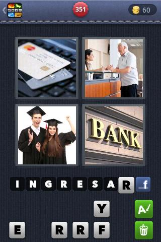 Respuesta del juego 4 fotos 1 palabra, nivel 11, 12, 13