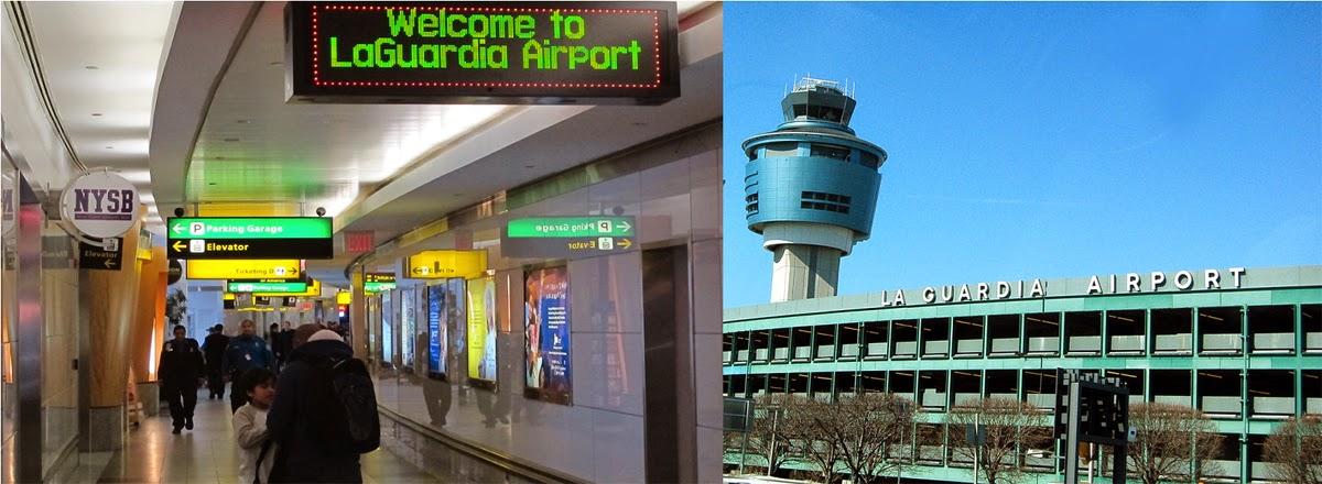Aeropuerto La Guardia de NY entre los 10 peores del mundo; el Changi en Singapur es el número uno