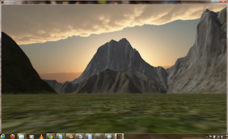 Screenshot 06 of the Cyka development demo (Cyka demo 01a)