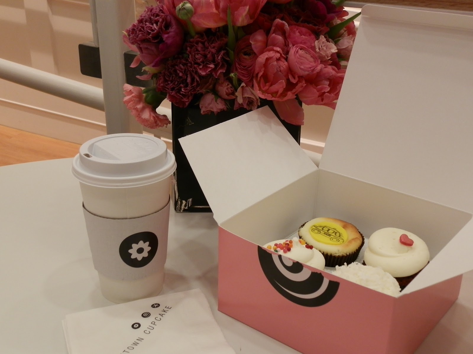 Dc Cupcakes Cafe New York
