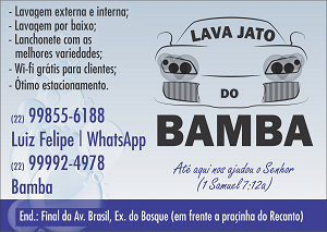 Lavajato do Bamba