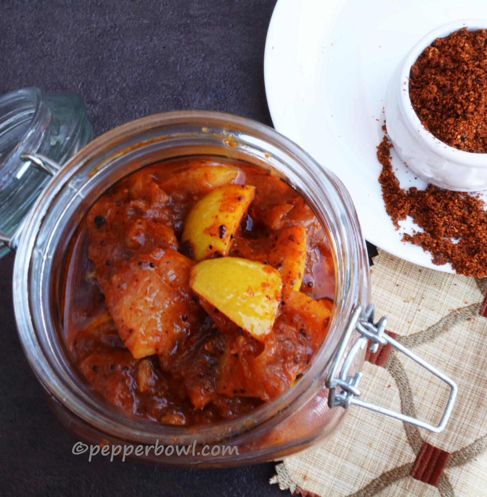 how to make lemon pickle south indian style