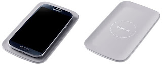 Galaxy S 4 wireless charging kit