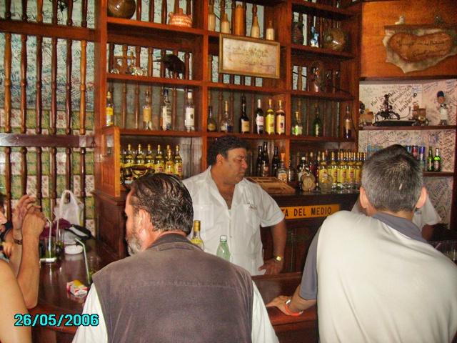 La Bodeguita del Medio de La Habana
