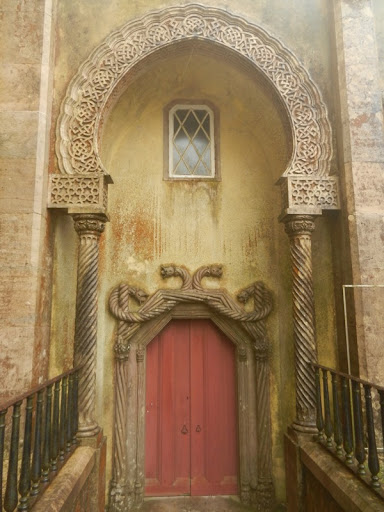 Двери Пены