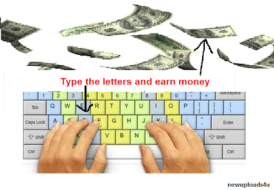 Making money with data entry