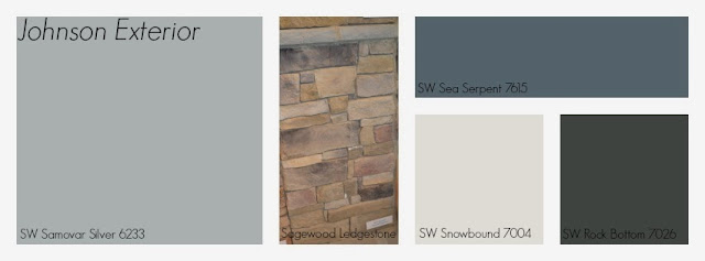 sw samovar silver, sw snowbound, sw rock bottom, sw foggy day