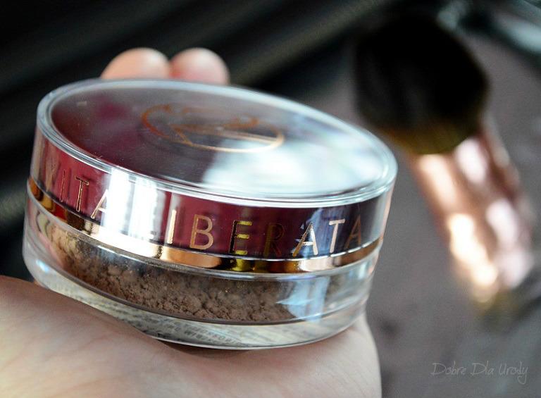 Vita Liberata Trystal3 puder mineralny brązujący