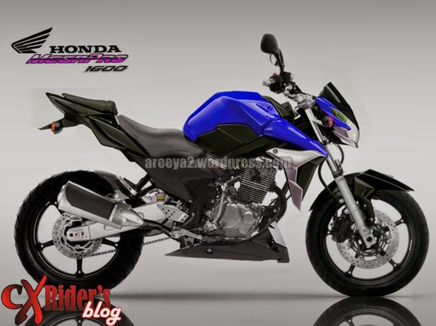 Foto Modifikasi Honda Megapro dan New Megapro Terbaru