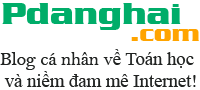 Pdanghai's Blog