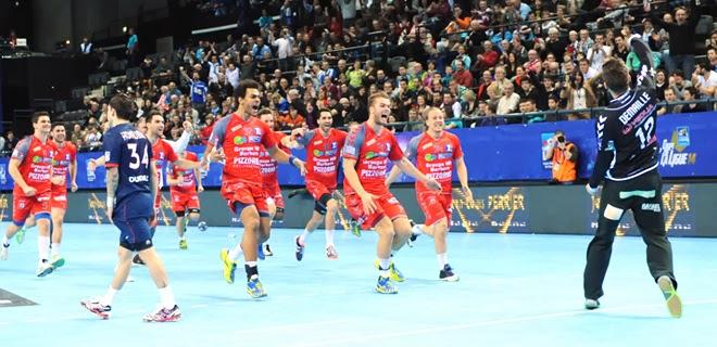 San Rafael elimina a PSG - Va vs Montpellier en final de  Copa de Liga | Mundo Handball