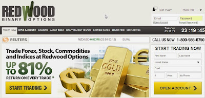 redwood options review of new pair options trading platform