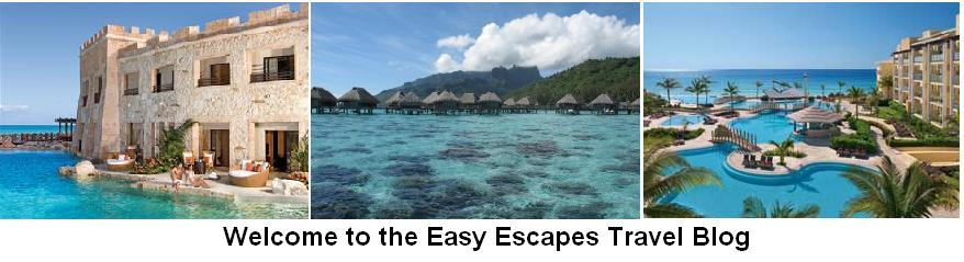 Welcome to the Easy Escapes Travel Blog