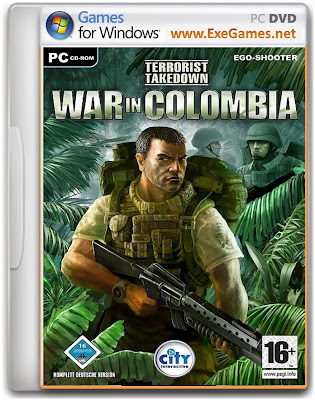 Terrorist Takedown War In Colombia Game