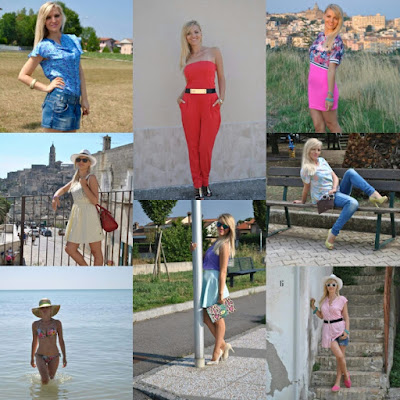 mariafelicia among fashion blogger color block by felym fashion blog italiani fashion blogger italiane blog di moda blogger italiane di moda agosto 2015 mare estate summer sea