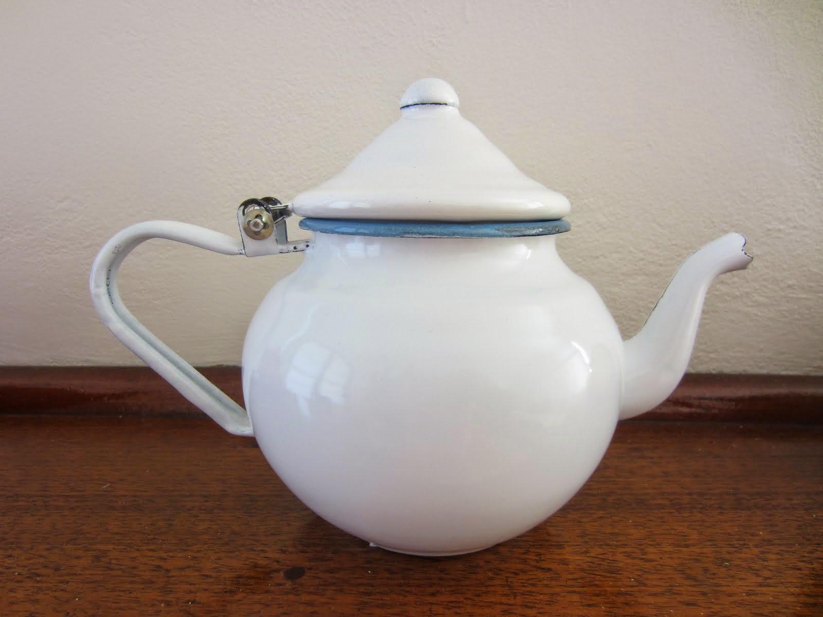 january's teapot