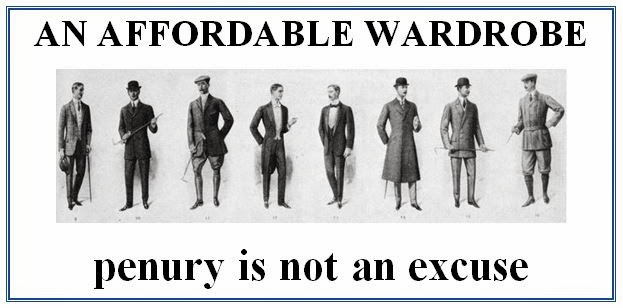 An Affordable Wardrobe