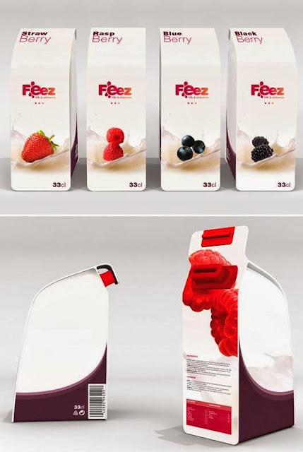 Clever and Creative Milk Packaging Designs (15) 4