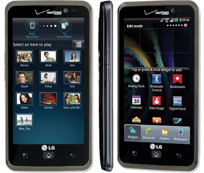 LG Spectrum 2 Full Specifications and Details