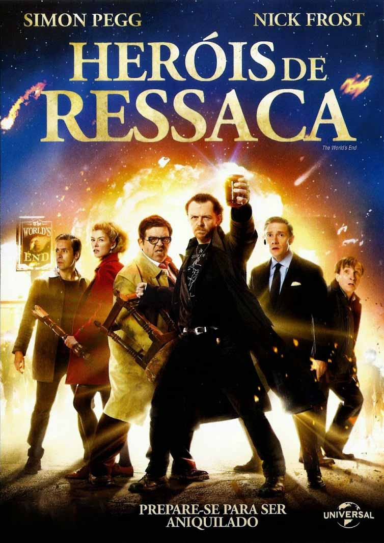 Heróis de Ressaca Torrent - Blu-ray Rip 1080p Dublado (2013)