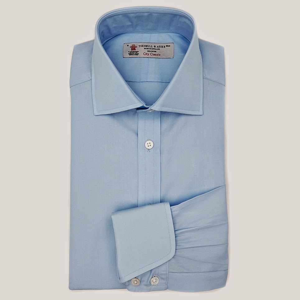 CAMISA TURNBULL & ASSER DR. NO