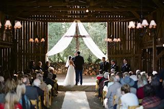 escenario de bodas