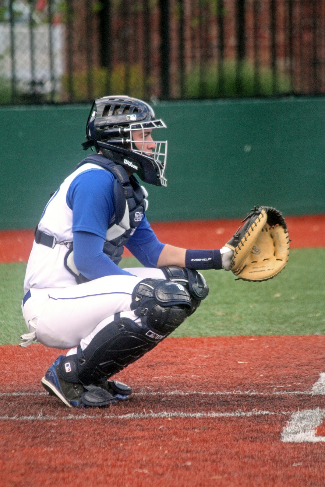 Kansas Baseball: Future Jayhawks Q&A: Nate Arnold