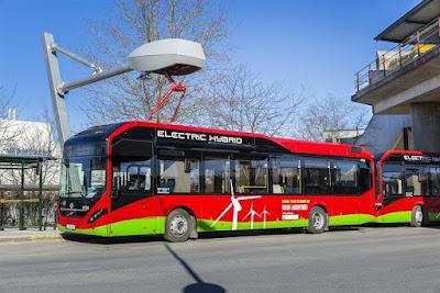 Recàrrega Elèctrica d'Autobusos
