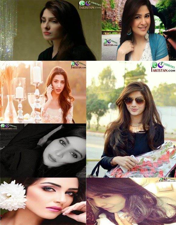 Top 10 Beautiful Pakistani Actresses and Model