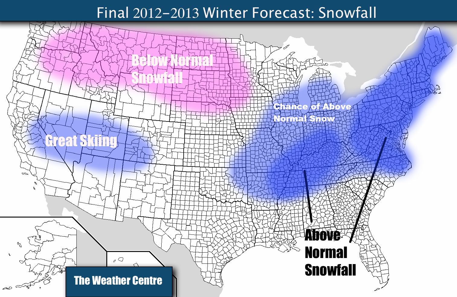 Today's Featured Post: Thoughts on ENSO, East Coast Snowstorms and