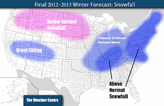 2013 2014 Winter Weather Outlook For Pennsylvania Daily News Update ...
