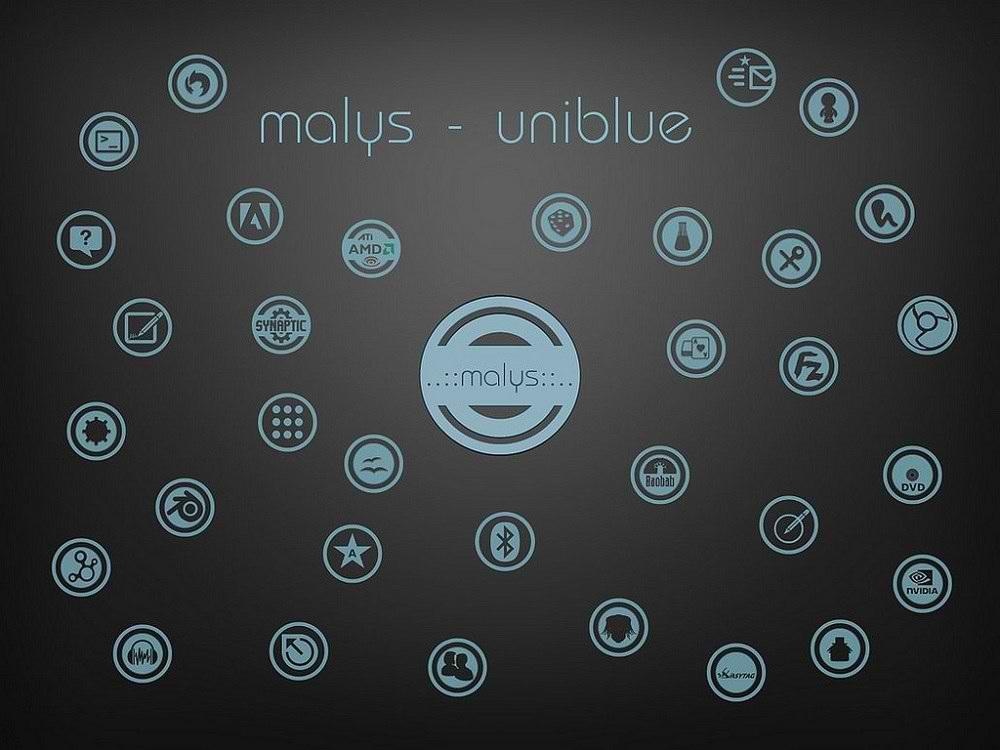 Coleccion de Iconos para Mint/ Ubuntu y derivados