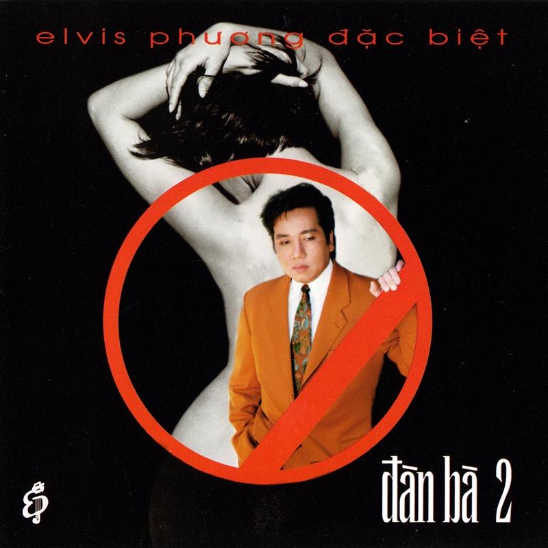 Elvis Phương CD013 – Đàn Bà 2 (NRG)