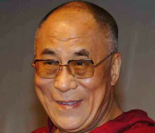 Plant fruit trees as it helps deal with poverty and hunger says the Dalai Lama