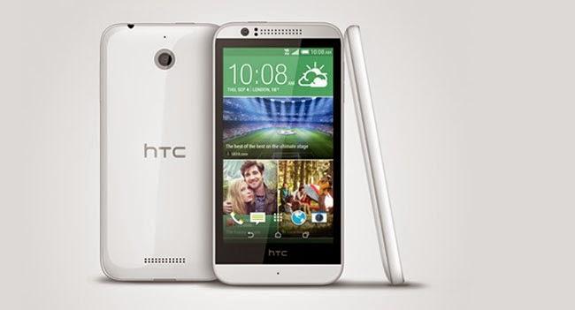 Η HTC ανακοίνωσε το Desire 510, το πρώτο της 64μπιτο κινητό