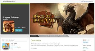 Rage of Bahamut Install