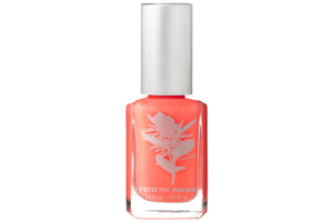 Priti NYC Polish in Flame of the Forest.