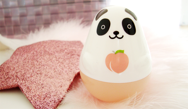 Etude House, hand cream, kawaii, panda