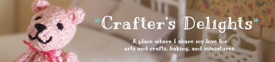 *Crafter&#39;s Delights*