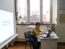 Nauczyciel biblioteki